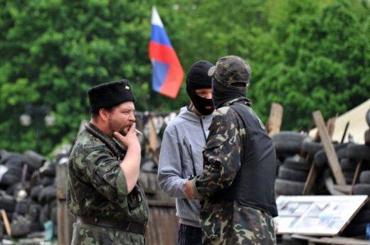 "Baltics consider recognizing Donetsk and Luhansk ""People's Republics"" as terrorist organizations"