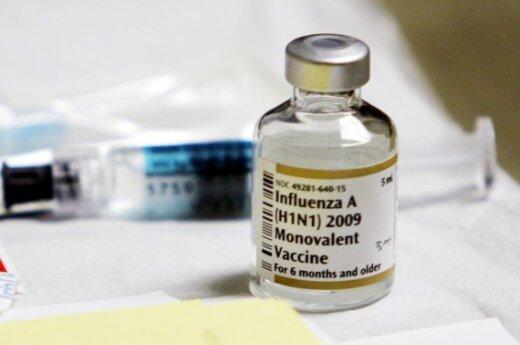 Прививки от свиного гриппа предложат врачам и людям из групп риска
