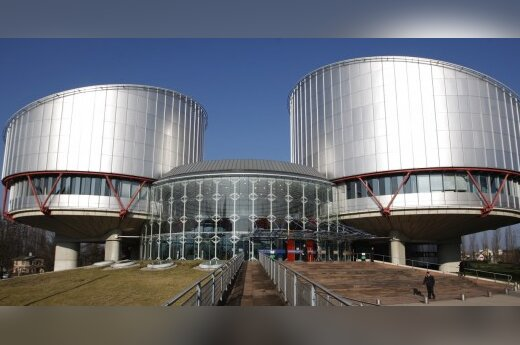 Europos Žmogaus Teisių Teismas Strasbūre