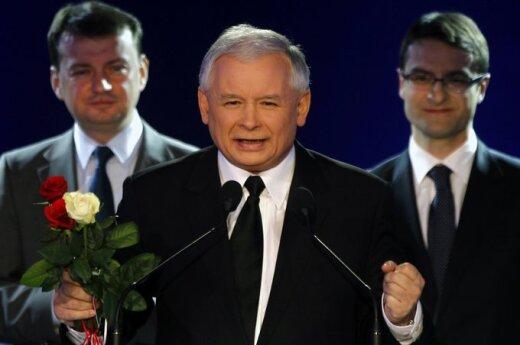 Polacy o braciach Kaczyńskich