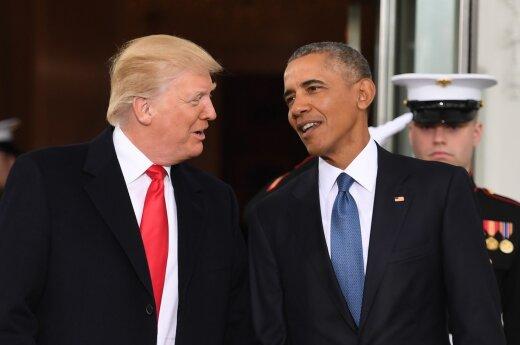 """СМИ сообщили о """"ярости"""" Обамы из-за обвинений Трампа в прослушке"""