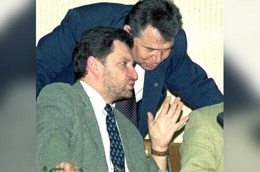 A.Raškinis ir R.Pleikys