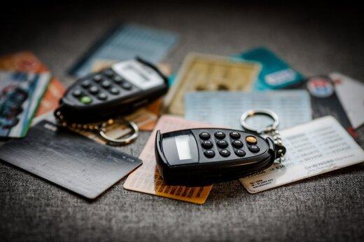Naudojantiems kodų korteles žada naujovę