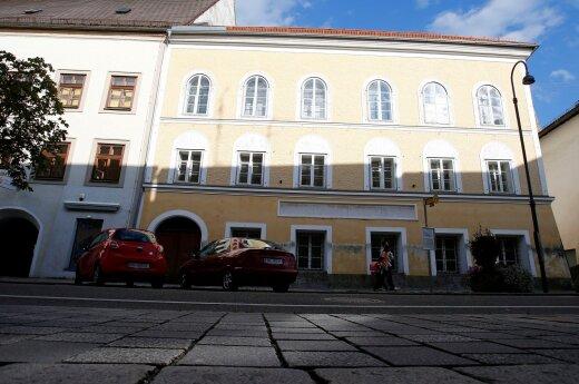 Austrai nugriaus namą, kuriame gimė A. Hitleris