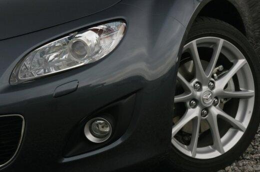 Вес нового родстера Mazda MX-5 - всего 800 кг
