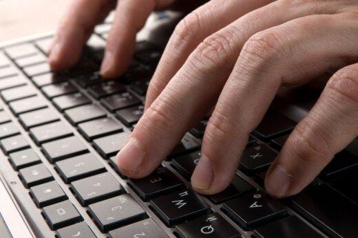Internetinio puslapio administratoriui - kaltinimai neapykantos kurstymu