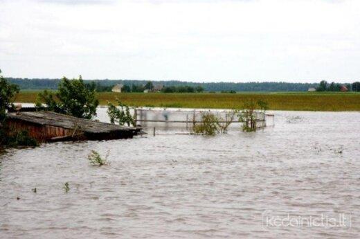 Спасатели Балтии учатся реагировать при наводнениях