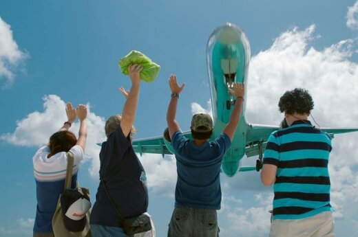 """Visa tiesa apie lėktuvus – išskirtiniame """"National Geographic"""" filme"""
