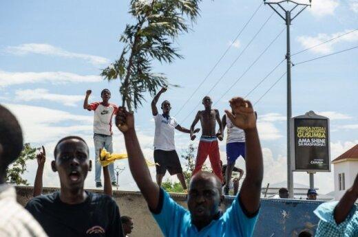 В Бурунди убили лидера оппозиционной партии
