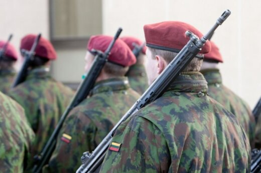 Would 2 percent GDP protect Lithuania from Russian aggression?