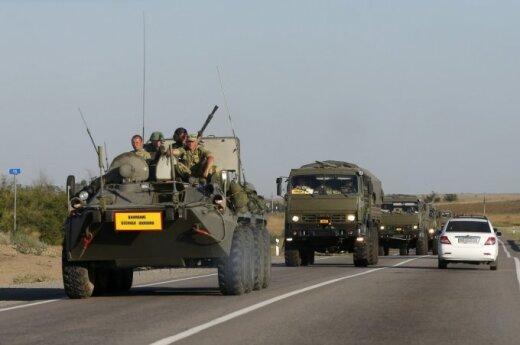 Минобороны России: военные начали отходить от границы с Украиной