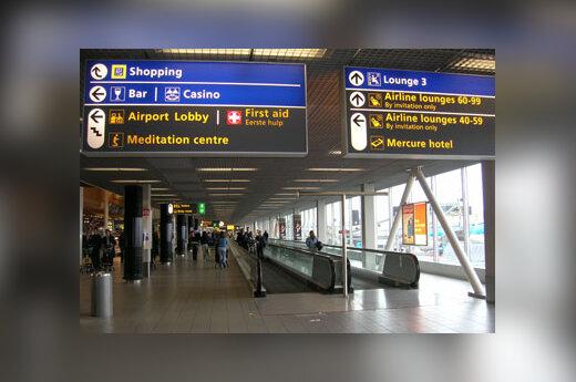 Amsterdamo oro uostas, Schiphol