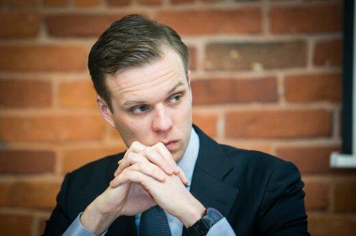 G. Landsbergis: Seimas neturi tapti užuovėja įvairiems veikėjams