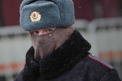 Policininkas Rusijoje
