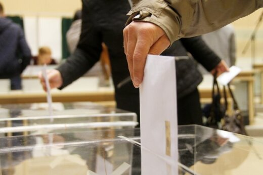 14,000-16,000 candidates to run for 1,500 municipal offices in Lithuania's local elections