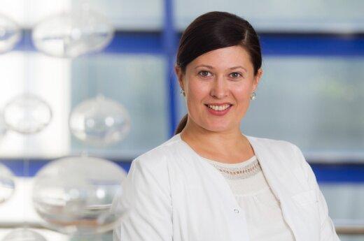 Estetinės ir gydomosios ginekologijos gydytoja Inesa Žeimė