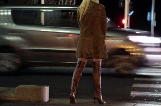 Предлагается не наказывать проституток, а судить покупателей сексуальных услуг