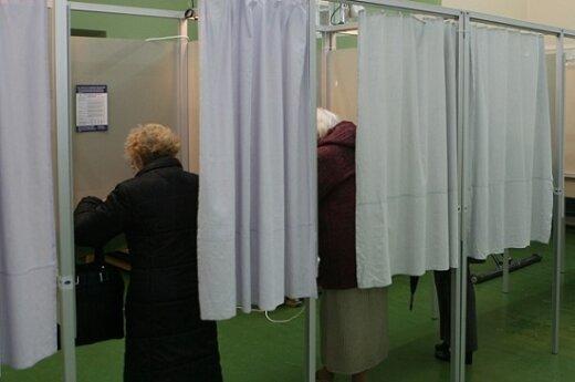 Осенью будут выбирать двух парламентариев