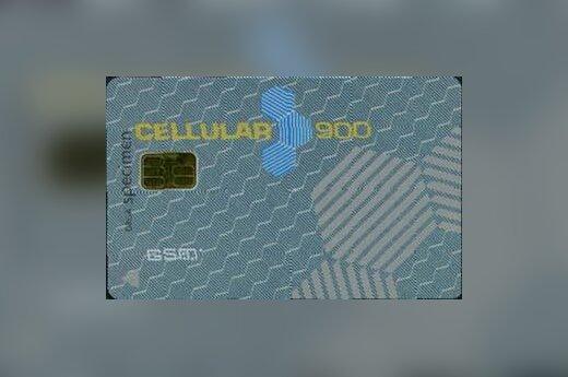 SIM kortelė