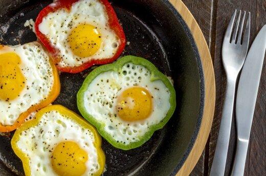 Mūšis dėl kiaušinių: didesnė jų nauda ar žala?