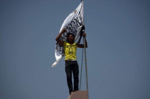 Jemeno protestuotojai