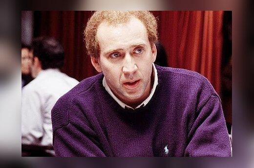 Nicolas Cage za przystojny na Shreka