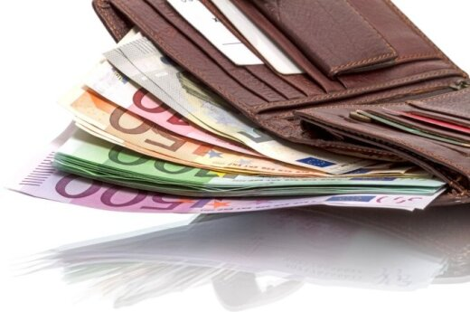 First beneficiaries of euro adoption - Lithuania's wallet sellers