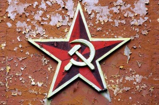Karių kapinėse – įstatymais uždrausta sovietinė simbolika