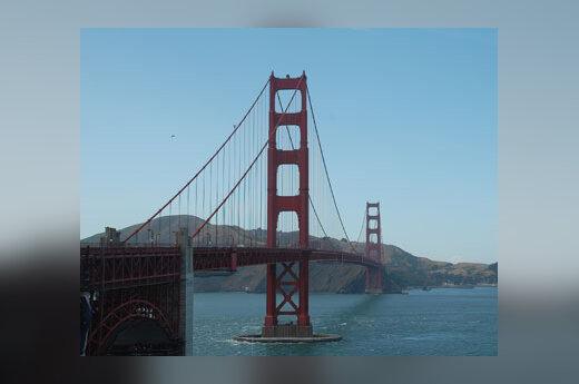 Aukso vartų tiltas San Franciske