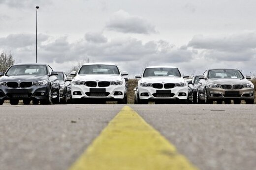 Lithuania leads way as car sales rise strongly in Baltic States