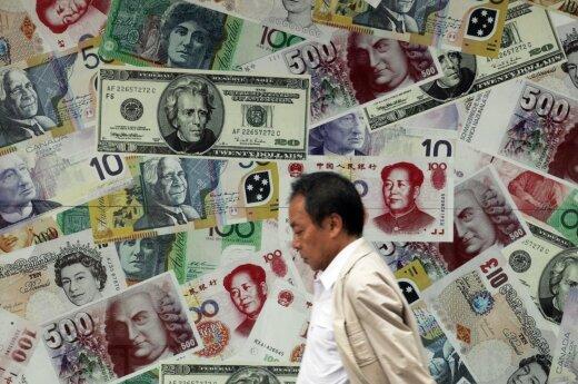 """""""Fitch"""" prognozuoja sparčiausią per aštuonerius metus pasaulio BVP augimą"""