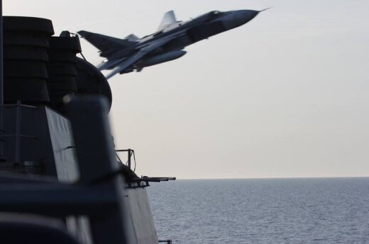 """""""Подобные военные действия России могут привести к смертям"""", - Пентагон об инциденте с бомбардировщиками Су-24 в Балтийском море - Цензор.НЕТ 6305"""
