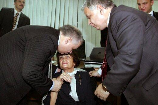 Zmarła Jadwiga Kaczyńska