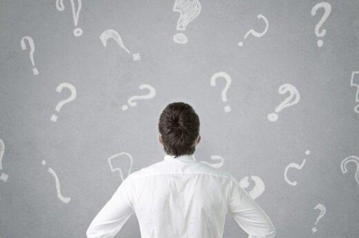 """Nežinančio atsakymas (""""žinančiam"""") ateistui: ne viskas taip paprasta"""