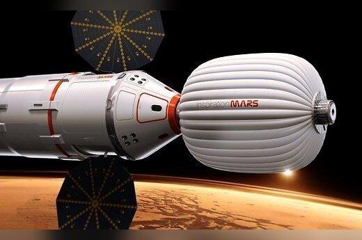 Глава SpaceX: колонизацию Марса надо начать с термоядерных бомбардировок