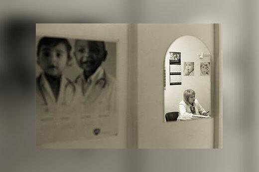 """Fotografija, laimėjusi antrąją vietą konkurse """"Mums rūpi, ką galvoja gydytojas"""""""