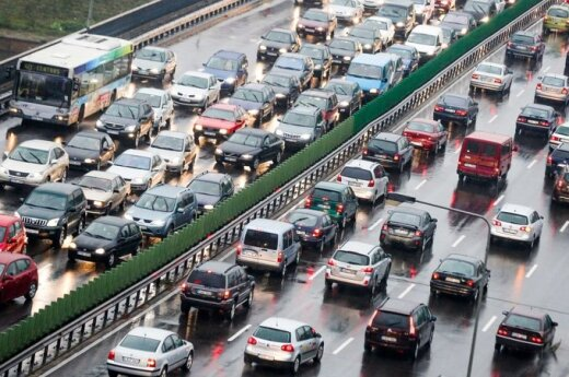 Литовский рынок новых легковых автомобилей вырос на 1%