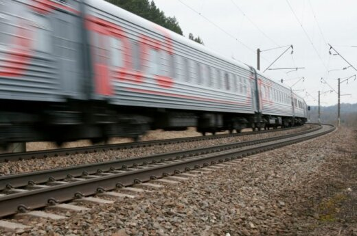 Railway advances reveal strategic interests in the Baltics