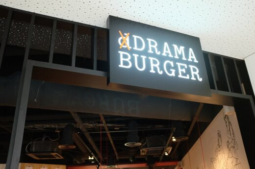 Lithuanian burger chain dramatically hits US market