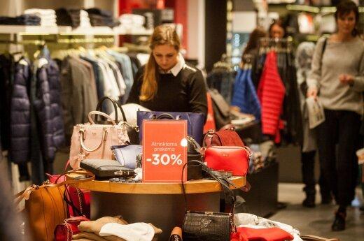 Gudri taktika padės patenkinti troškimą apsipirkti neišleidžiant pinigų