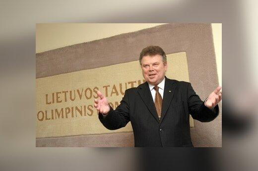 Литва участвует в зимней олимпиаде в Ванкувере