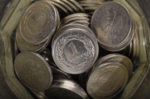 Złoty nie powinien spaść poniżej 4,50 na euro czy 4,15 na dolarze