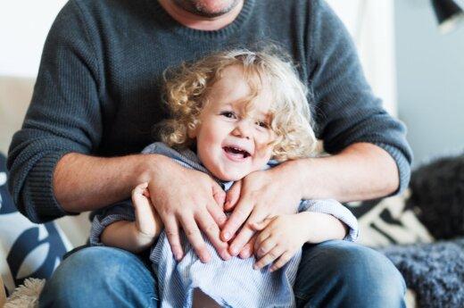 Tėtis: priežastis, kodėl Lietuvoje žmonės nenori turėti daug vaikų