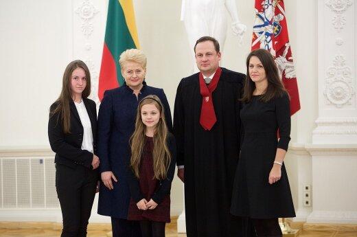 E. Pašilis paskirtas generaliniu prokuroru