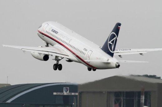 Indonezja: Zaginął rosyjski samolot