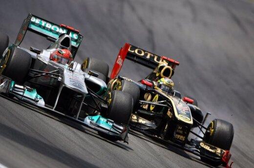 F-1 automobilių lenktynės