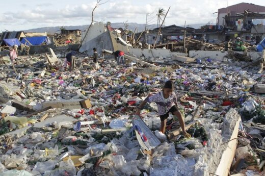 """Filipinuose siautė taifūnas """"Bopha"""""""