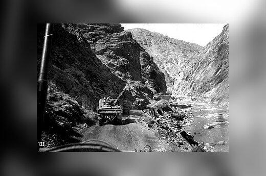 Afganistano karas. Nuotr. iš Z. Stankaus archyvo