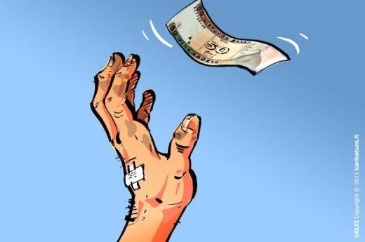 Экономисты не согласны с Буткявичюсом: меньшее налогообложение труда невозможно?