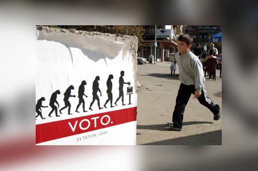 Rinkimai Kosove